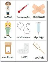 doctor song for preschool doctor and nurses preschool pack 690